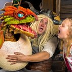 Easter Dragon Egg Hunt at Shrek's Adventure