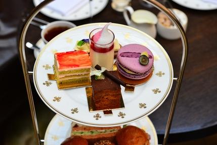 The Gilbert Scott Afternoon Tea