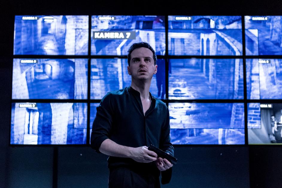Hamlet - Andrew Scott as Hamlet, photo Manuel Harlan