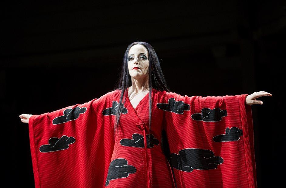Royal Opera: Turandot - Lise Lindstrom as Turandot © ROH/Tristram Kenton