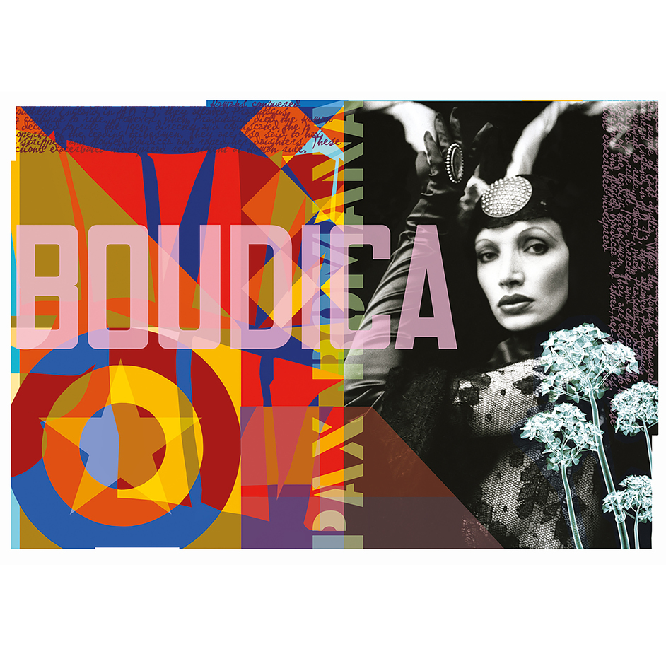 Boudica - Boudica (c) Photography Irina Ionesco