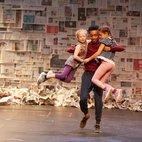 Fevered Sleep: Men & Girls Dance