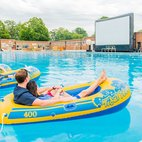 Luna Cinema: Brockwell Lido: Splash