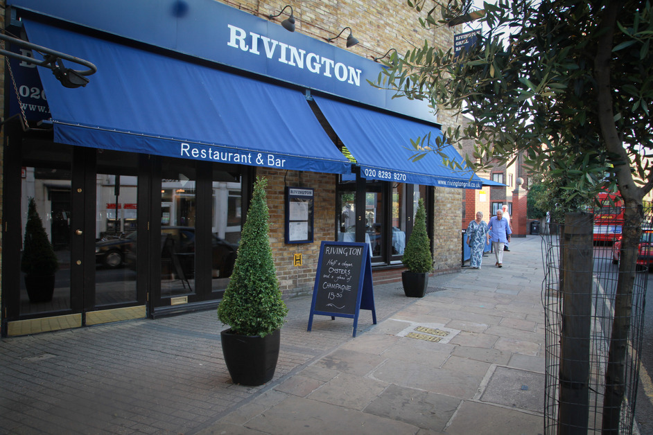 Rivington Bar & Grill, Greenwich