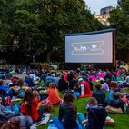 The Luna Cinema - Victoria Embankment Gardens - The Princess Bride