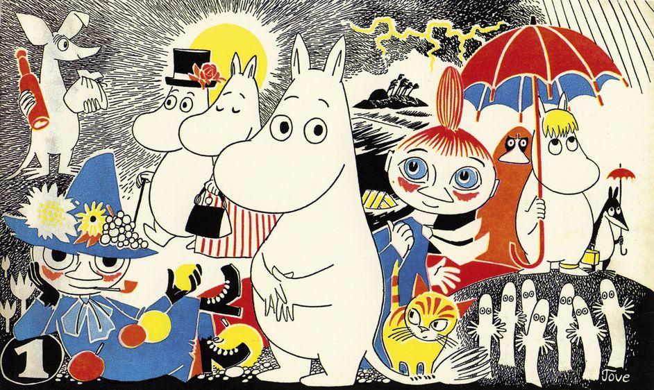 Moomin Adventures - (c) Moomin Characters