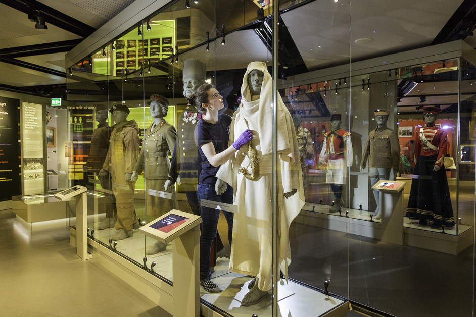National Army Museum - Image: courtesy of National Army Museum. Photographer Richard Lea-Hair
