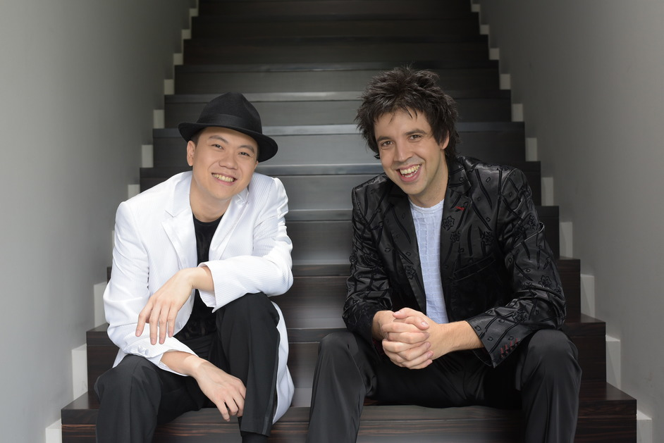 The Piano Brothers - The Piano Brothers (Elwin Hendrijanto and Dominic Ferris)