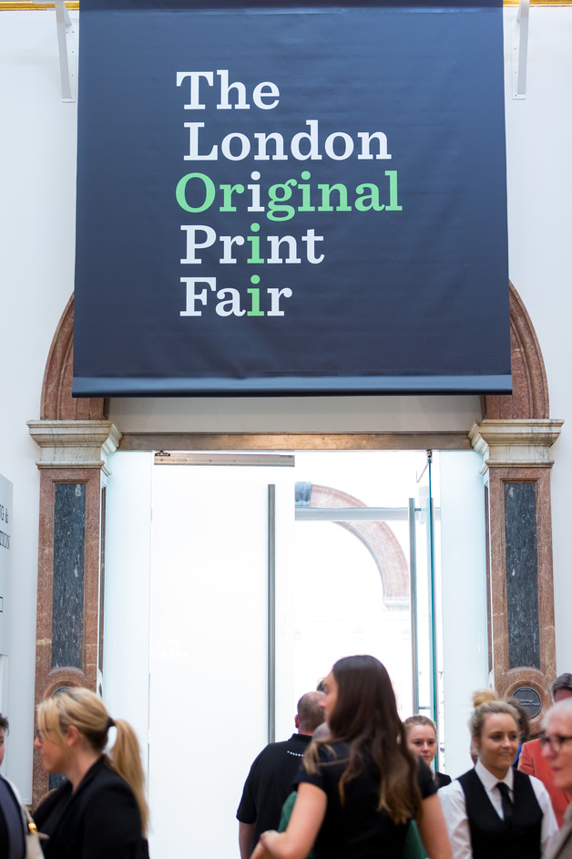 The London Original Print Fair 2017