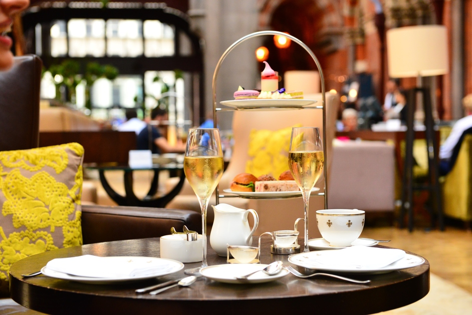 The Gilbert Scott Afternoon Tea
