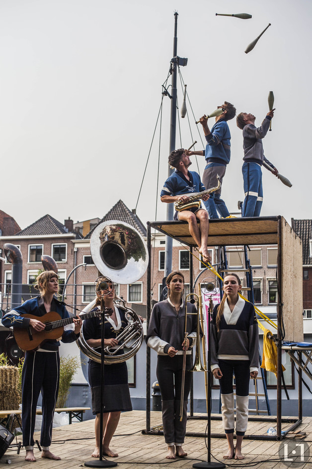 Greenwich Fair - Fillage from Sur Mesure