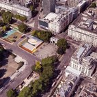 Marble Arch Theatre hotels title=