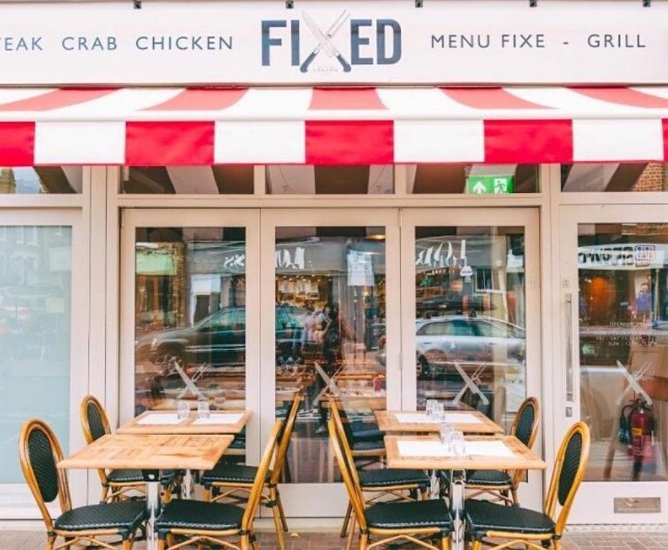 FIXED Restaurant Northcote Rd London