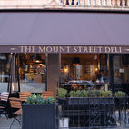 The Mount Street Deli hotels title=