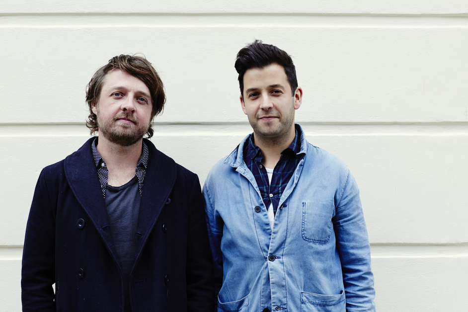 Pidgin - Sam Herlihy, left, and James Ramsden, right, co-founders of Pidgin