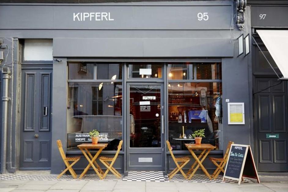 Kipferl - Ladbroke Grove