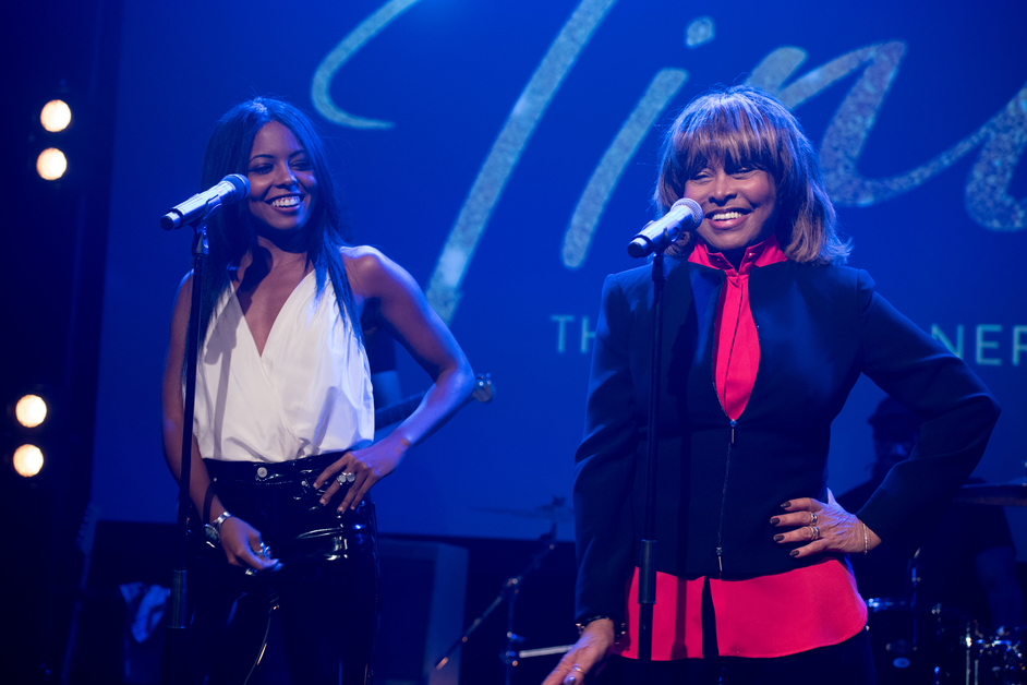 Tina - The Tina Turner Musical - Adrienne Warren makes her West End stage debut as Tina