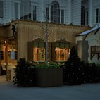 Rosewood London: Monkey 47 Winter Lodge