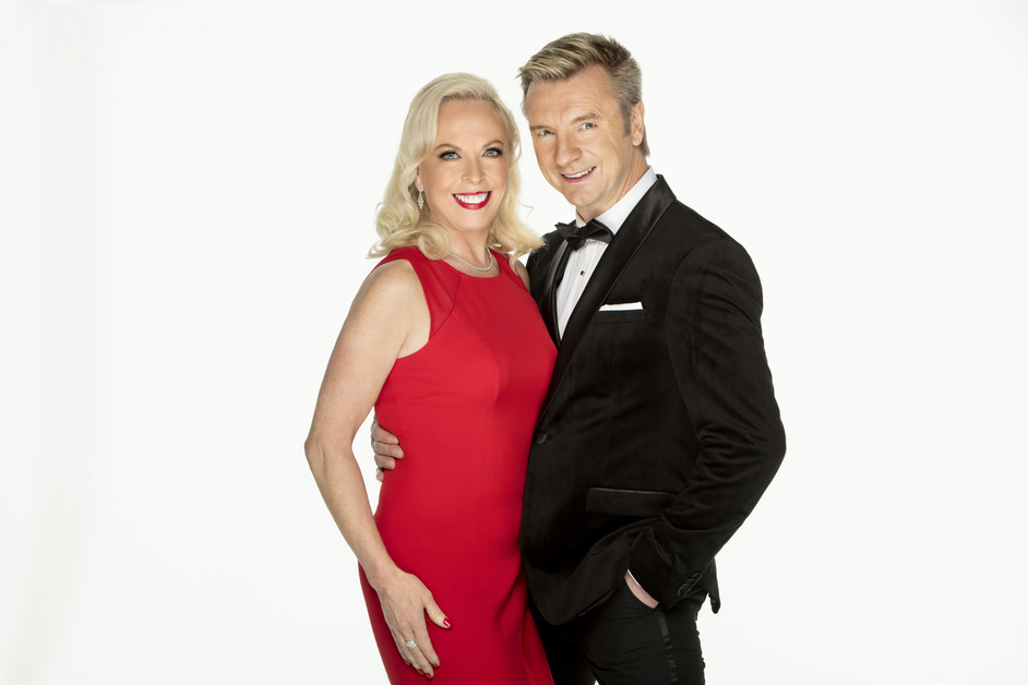 Dancing On Ice - Dancing On Ice Tour - Torvill and Dean