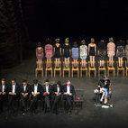 Tanztheater Wuppertal Pina Bausch: Viktor