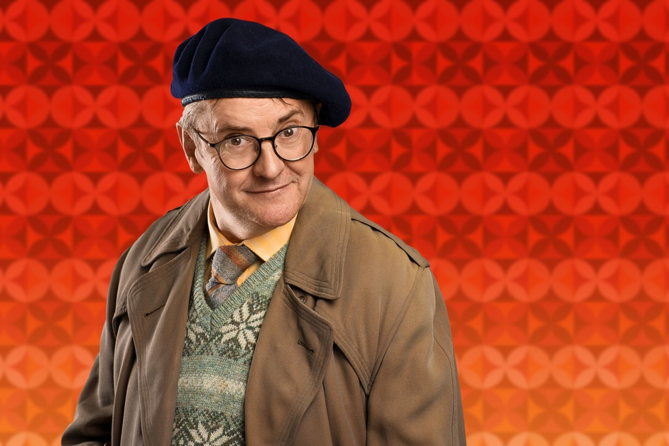 Some Mothers Do 'Ave 'Em - Joe Pasquale as Frank Spencer in Some Mothers Do 'Ave 'Em, photo by Michael Wharley