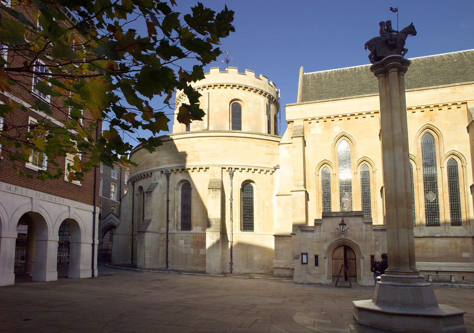 Temple Church - Temple Church, image by MPP Image Creation
