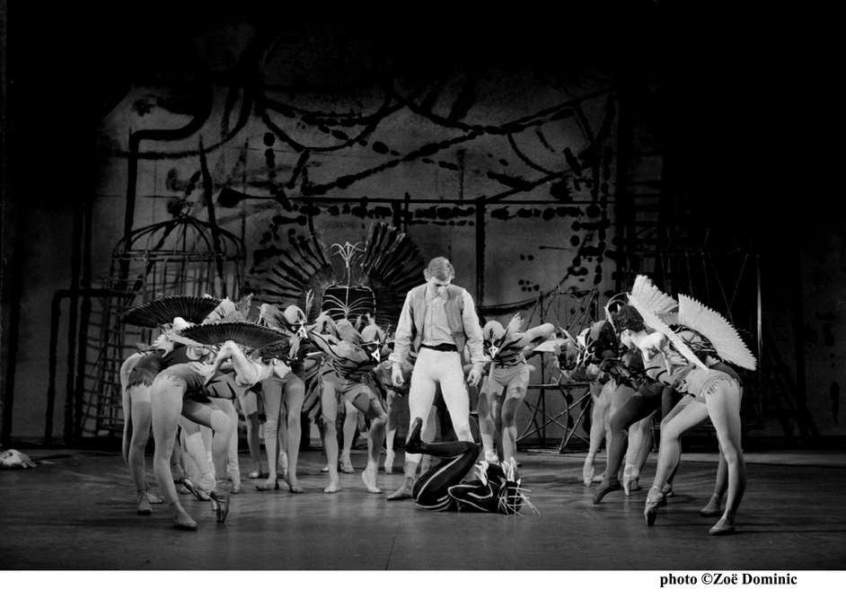Viviana Durante Company - Kenneth MacMillan: Steps Back in Time - Kenneth MacMillan, The House of Birds (1964), image: Zoe Dominic