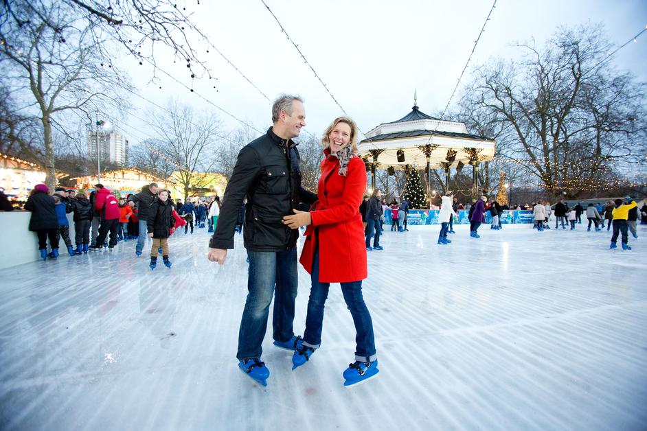 Hyde Park Winter Wonderland Ice Rink