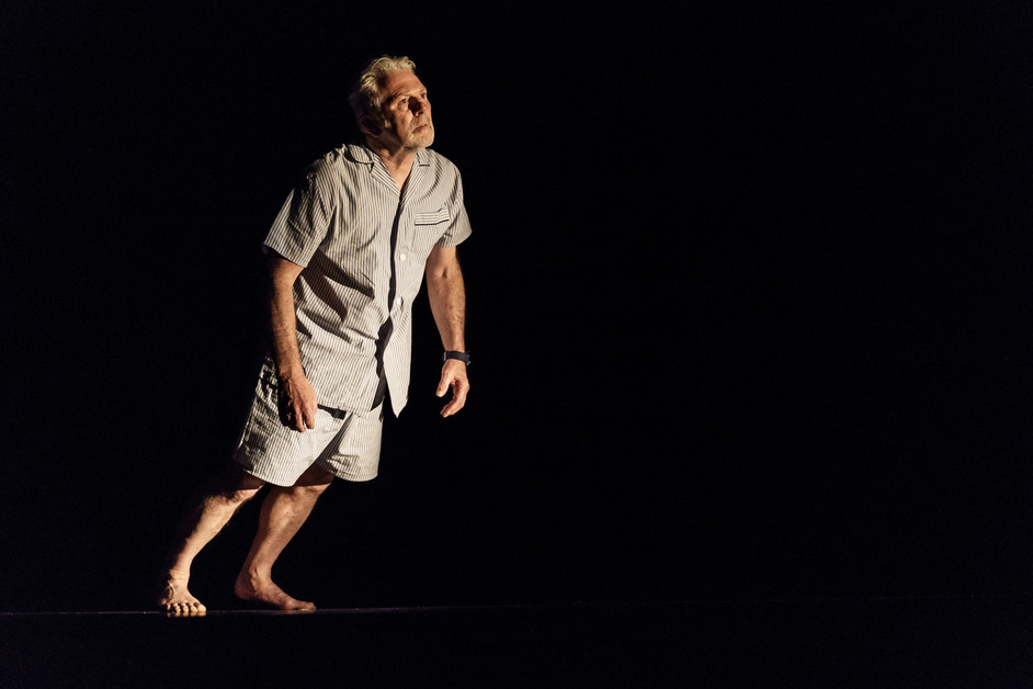 Things I Know To Be True - John McArdle as Bob in Things I Know To Be True. Photographer: Manuel Harlan