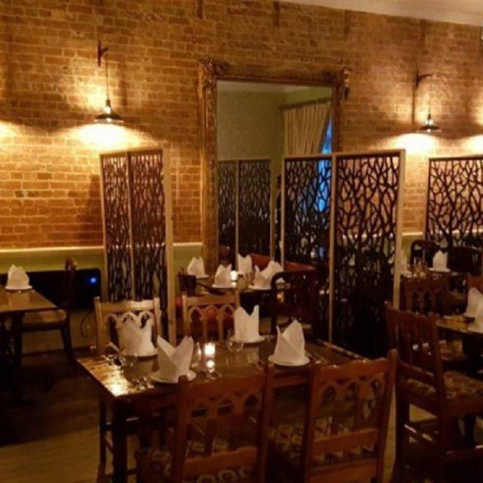 The Globe Bar at Clayton Hotel Chiswick