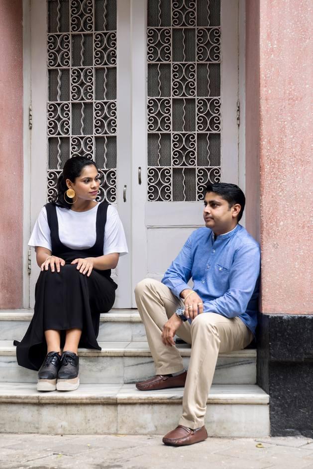 Bombay Bustle - Samyukta Nair and Rohit Ghai