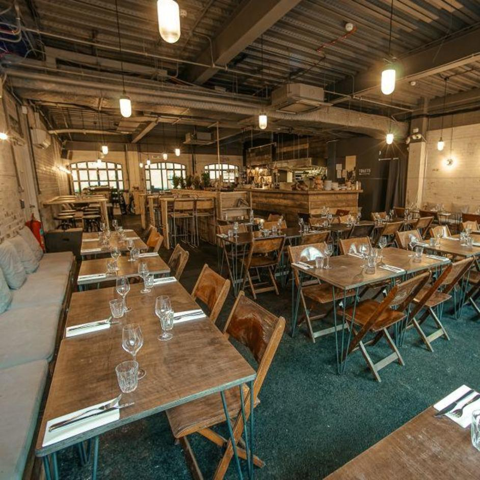 The Bermondsey Yard Cafe