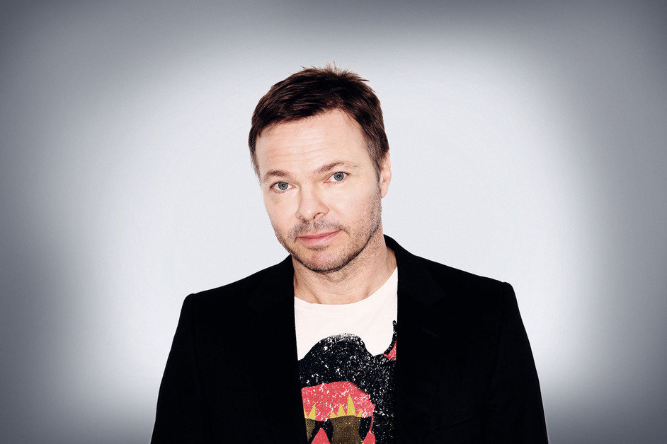 Pete Tong Presents Ibiza Classics - Pete Tong, photo (c) BBC_Mark Eilbeck