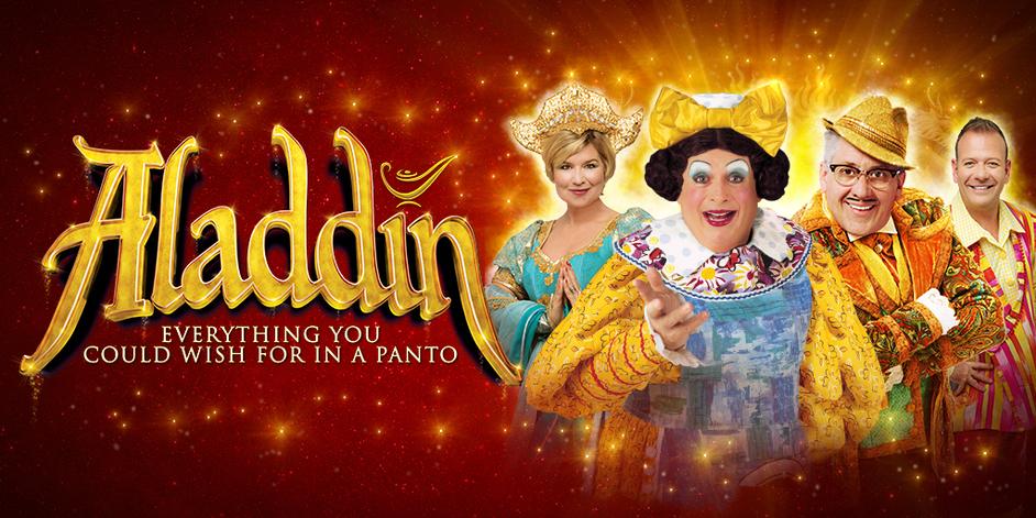 Aladdin, Richmond Theatre