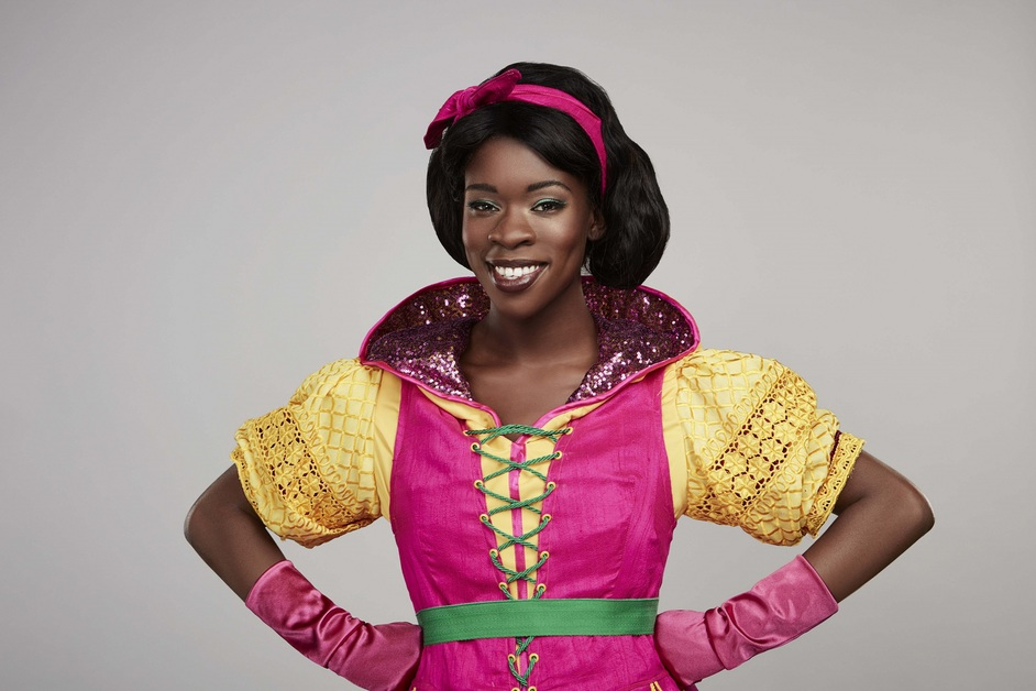 Jack And The Beanstalk - Faith Omole (Jack), photo by Jay Brooks