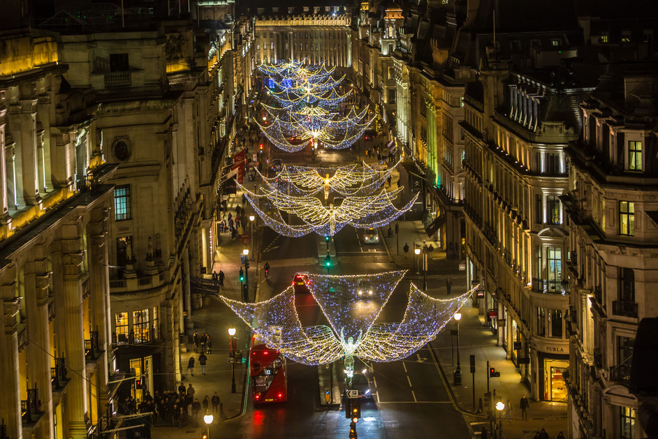 Regent Street - Regent Street Christmas Lights