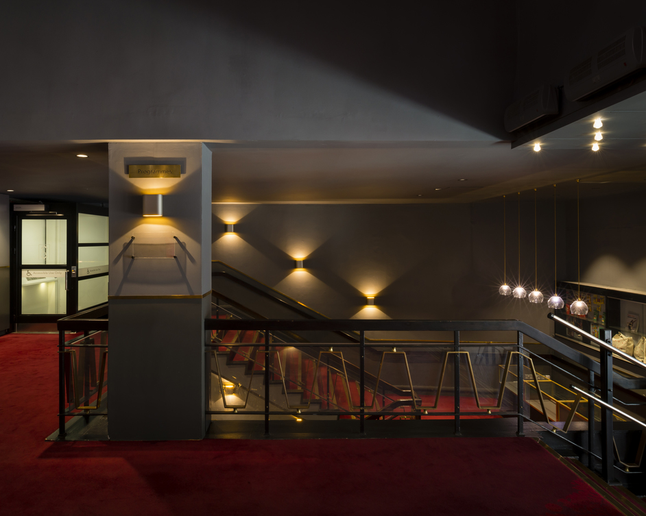 Peacock Theatre - Image copyright Feix&Merlin architects