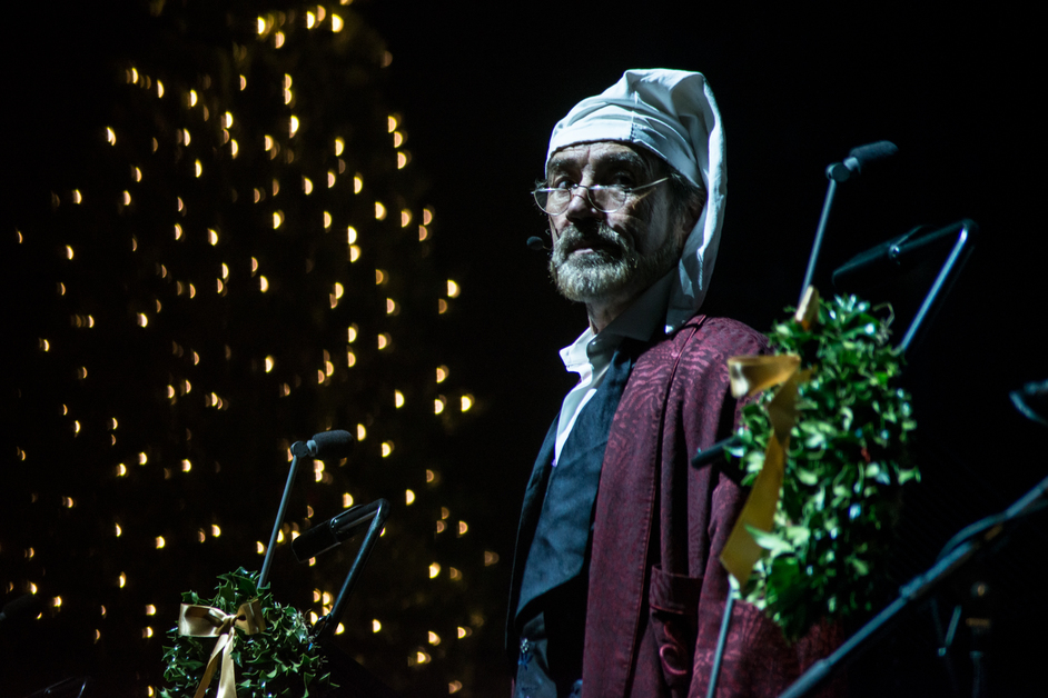 London Musical Theatre Orchestra: A Christmas Carol - Robert Lindsay as Scrooge