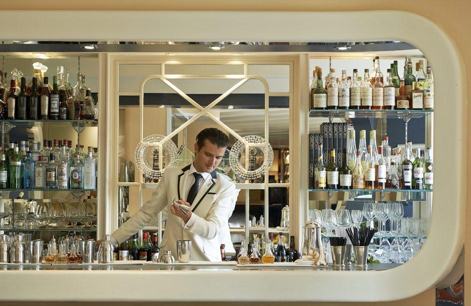 The American Bar at The Savoy - American Bar, head bartender Erik Lorincz