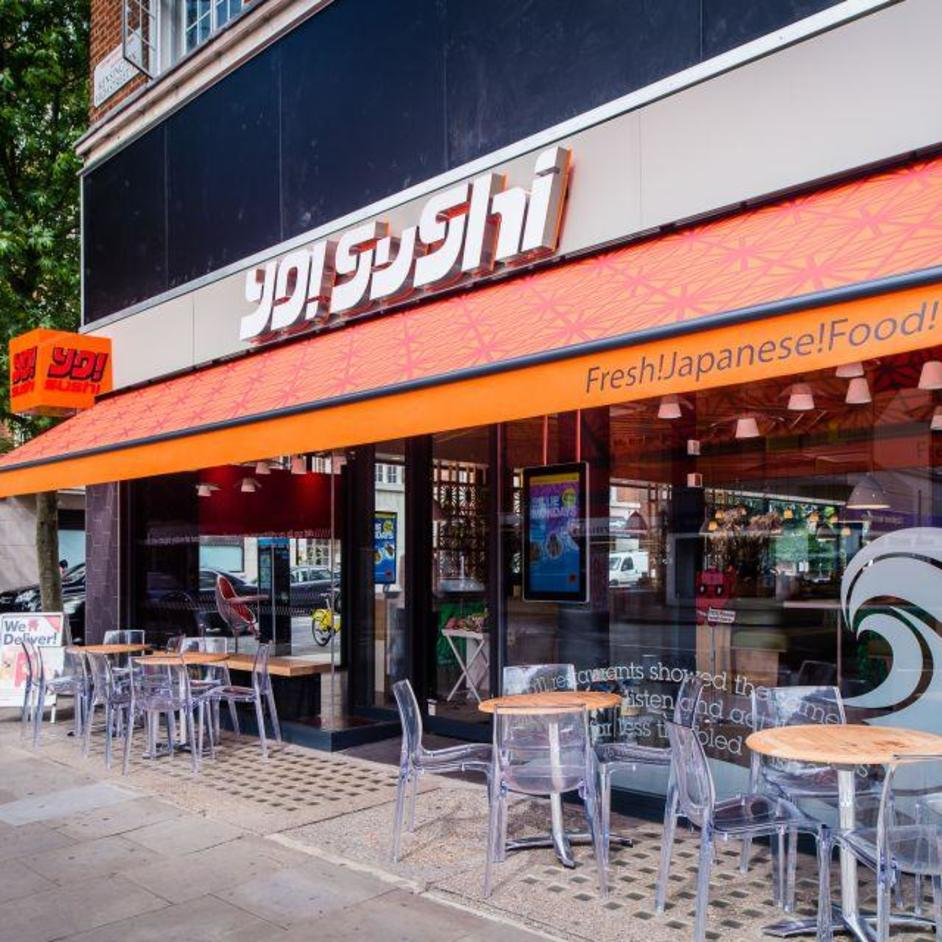 YO! Sushi - High Street Kensington