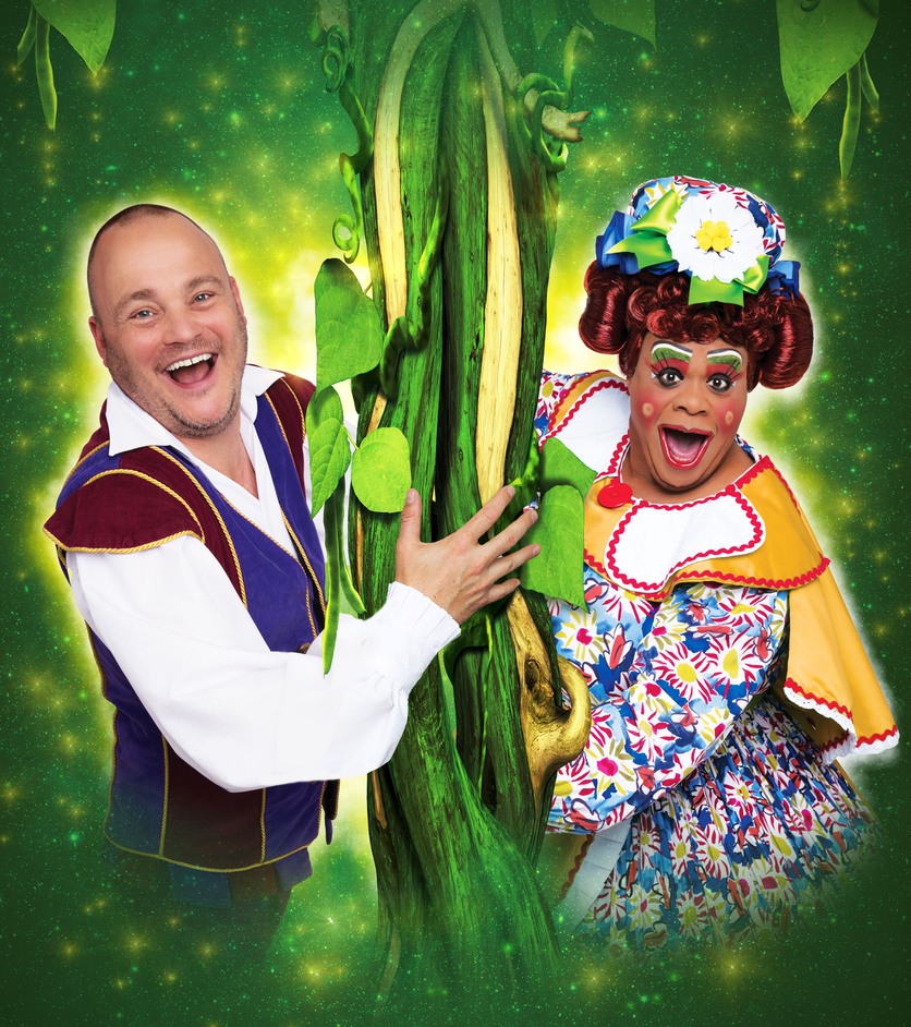 Jack and the Beanstalk - Al Murray and Clive Rowe