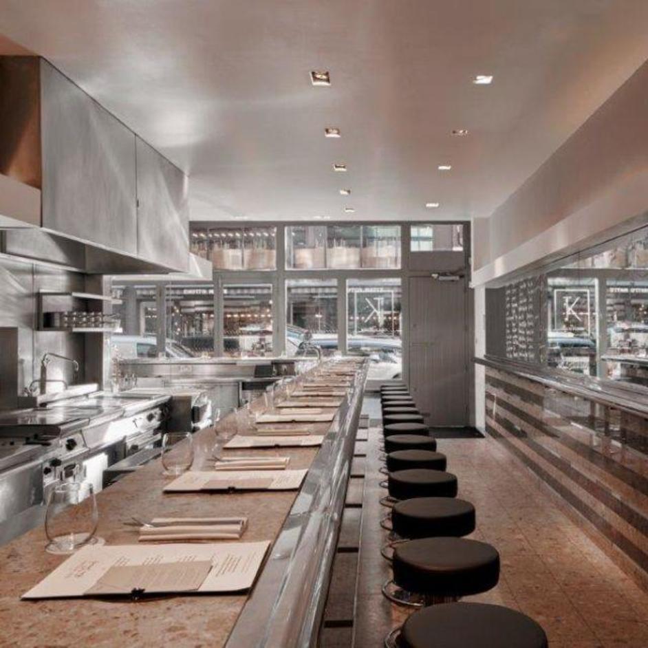 The Test Kitchen a Pop Up by Adam Simmonds