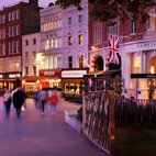 Christmas in Leicester Square hotels title=