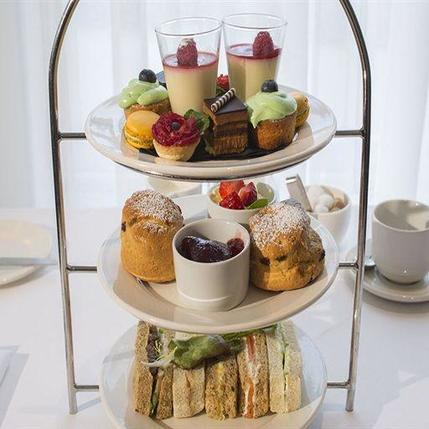 Afternoon Tea at Hendon Hall Hotel