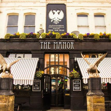 The Manor - Restaurant