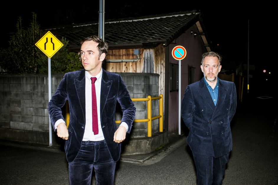 Soulwax - Soulwax, photo by Rob Walbers
