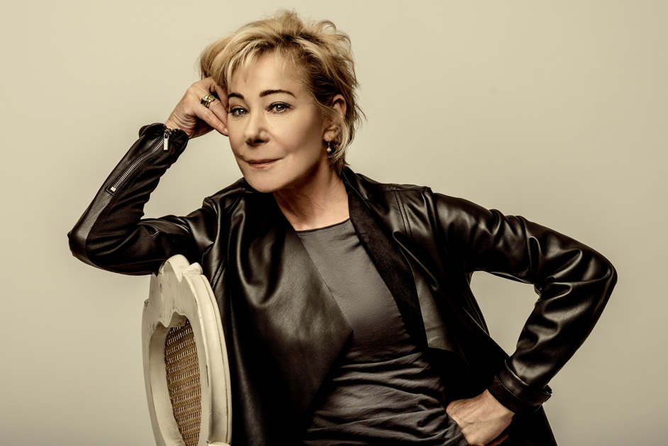 The Birthday Party - Zoe Wanamaker. Photo by Idil Sukan