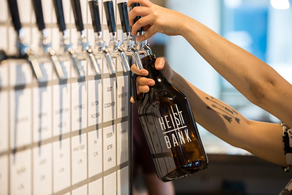 Heist Bank Beer Festival