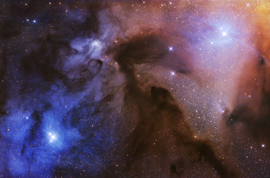 Astronomy Photographer Of The Year - The Rho Ophiuchi Clouds (c) Artem Mironov