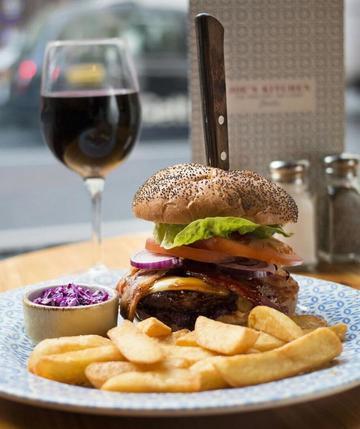 Joe's Kitchen - Ludgate Hill